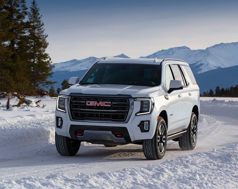 GMC Unveils Bigger, Badder 2021 Yukon at werd.com