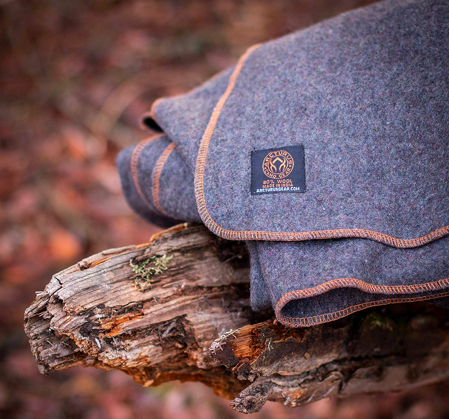 Arcturus Blankets Heat You Up with the Warmth of Wool at werd.com