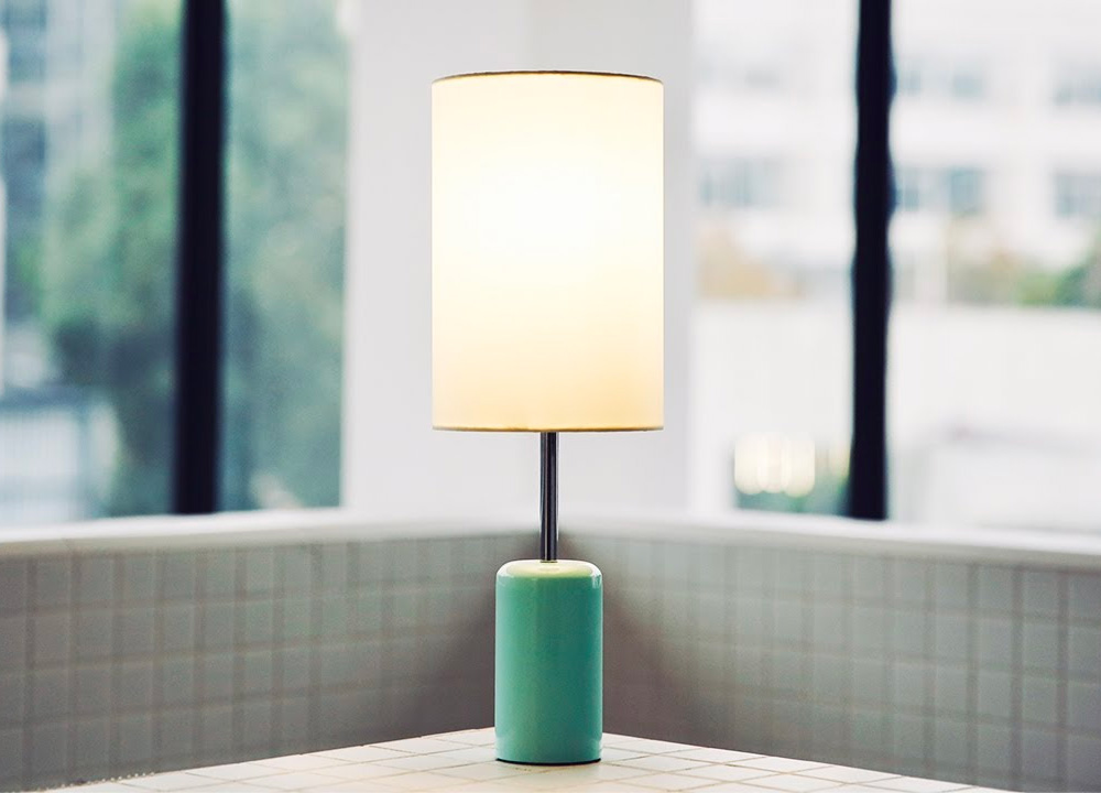 Cuppa is a Smart, Simple LED Lamp at werd.com