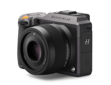 Hasselblad Adds Ultralight XCD 4/45P To Its X1D Lens Lineup