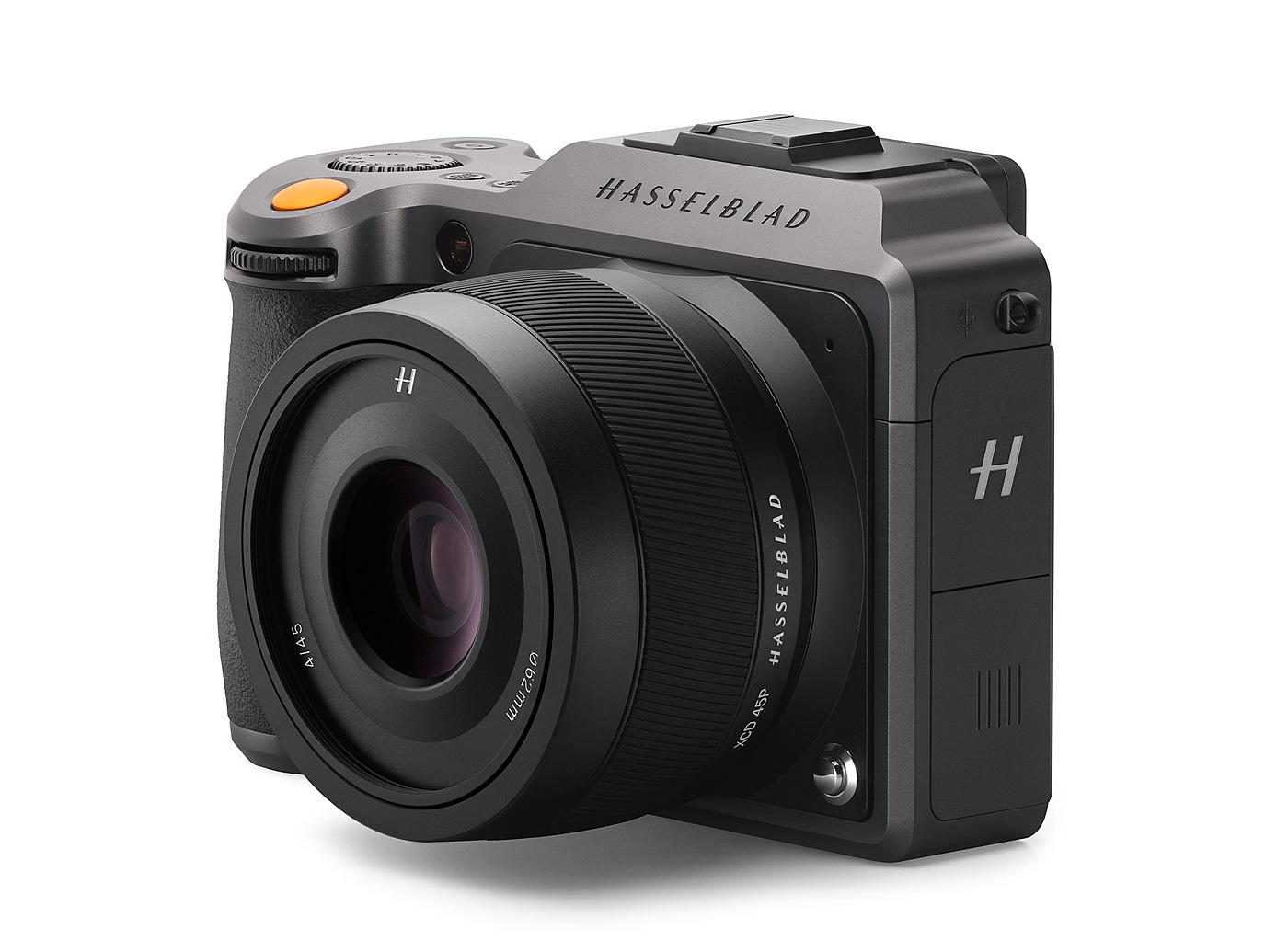 Hasselblad Adds Ultralight XCD 4/45P To Its X1D Lens Lineup at werd.com