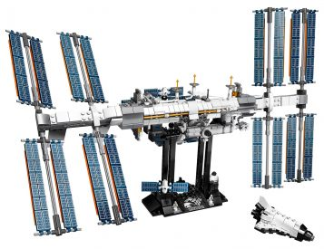 LEGO Launches International Space Station Set
