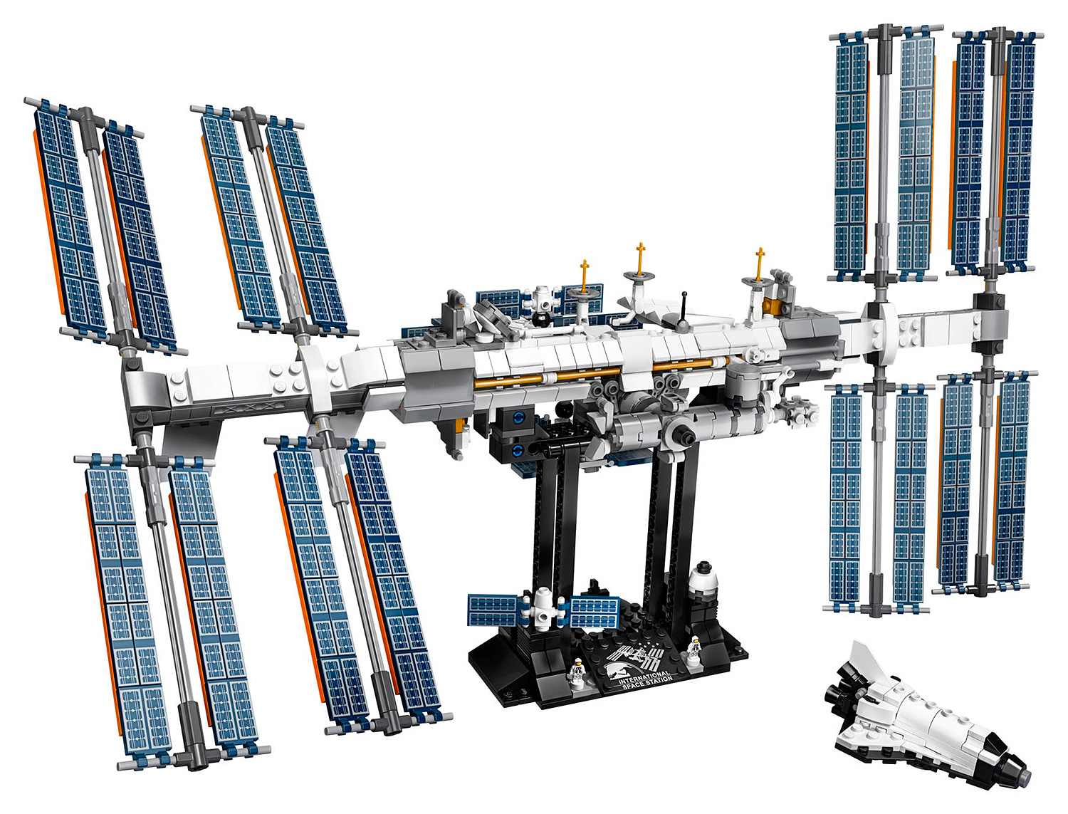 LEGO Launches International Space Station Set at werd.com