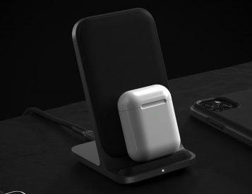 NOMAD's Base Station Stand Delivers Max Power in a Minimalist Design