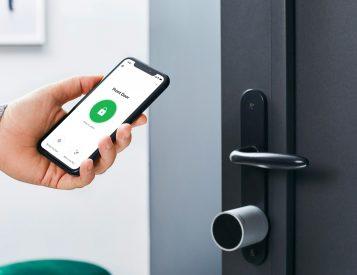 This Netatmo Smart Lock Uses NFC Keys