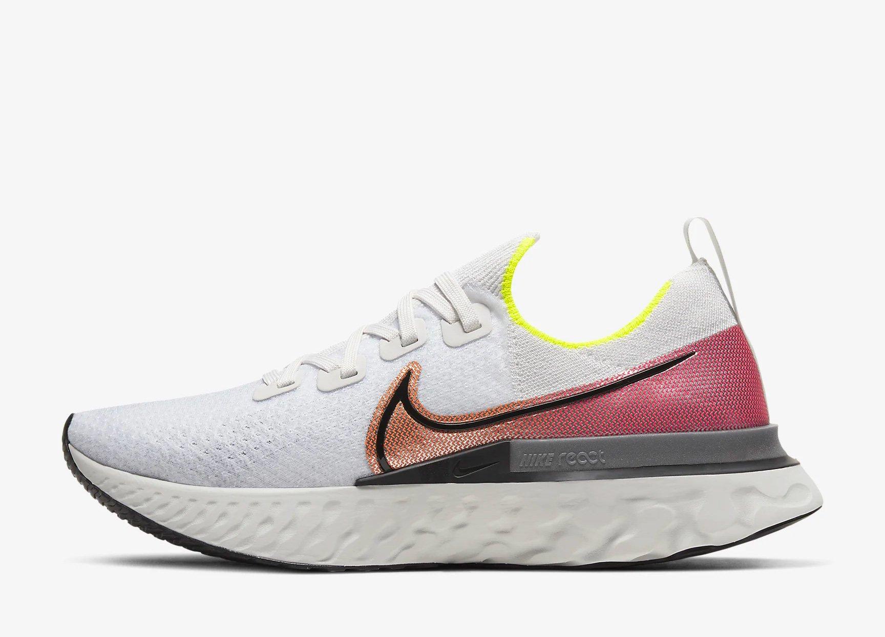 Nike Introduces Injury-Fighting React Infinity Run at werd.com
