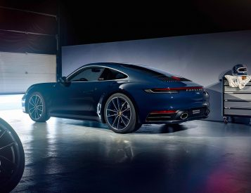"Porsche's 992 ""Belgian Legend"" Edition Celebrates an F1 Icon"