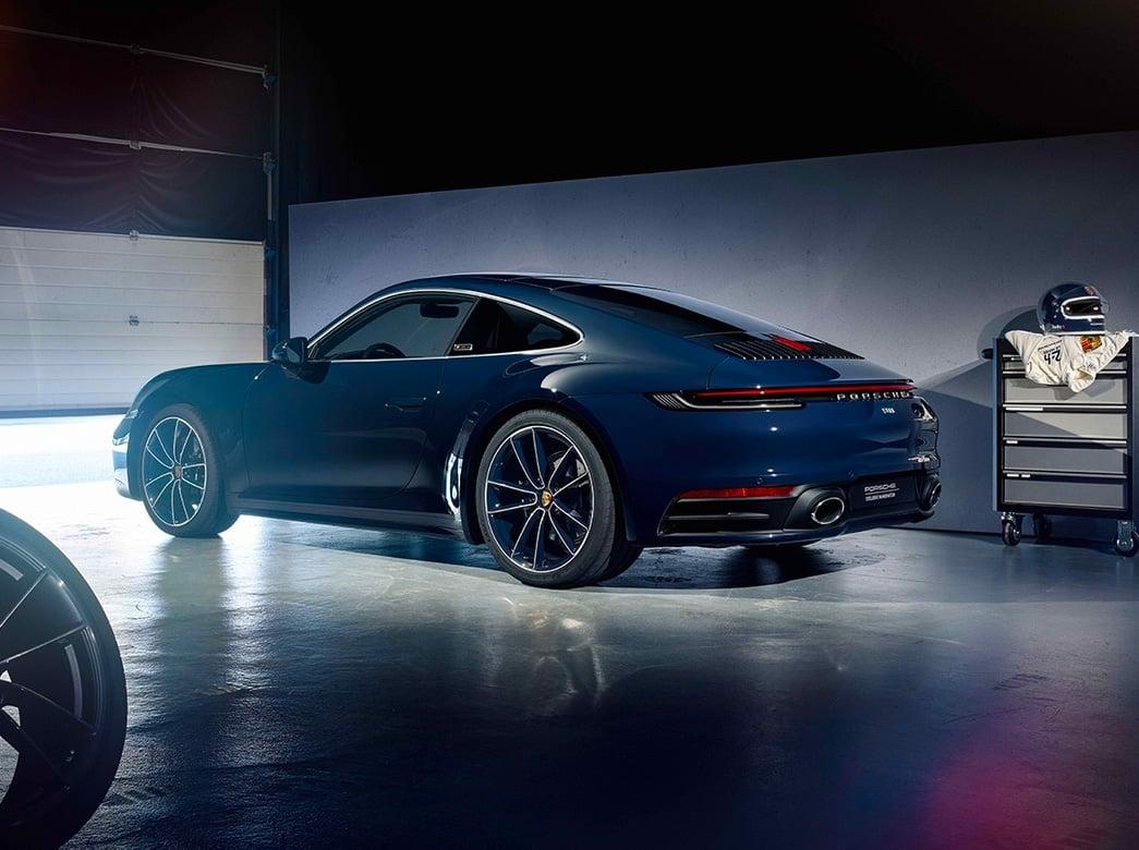 "Porsche's 992 ""Belgian Legend"" Edition Celebrates an F1 Icon at werd.com"