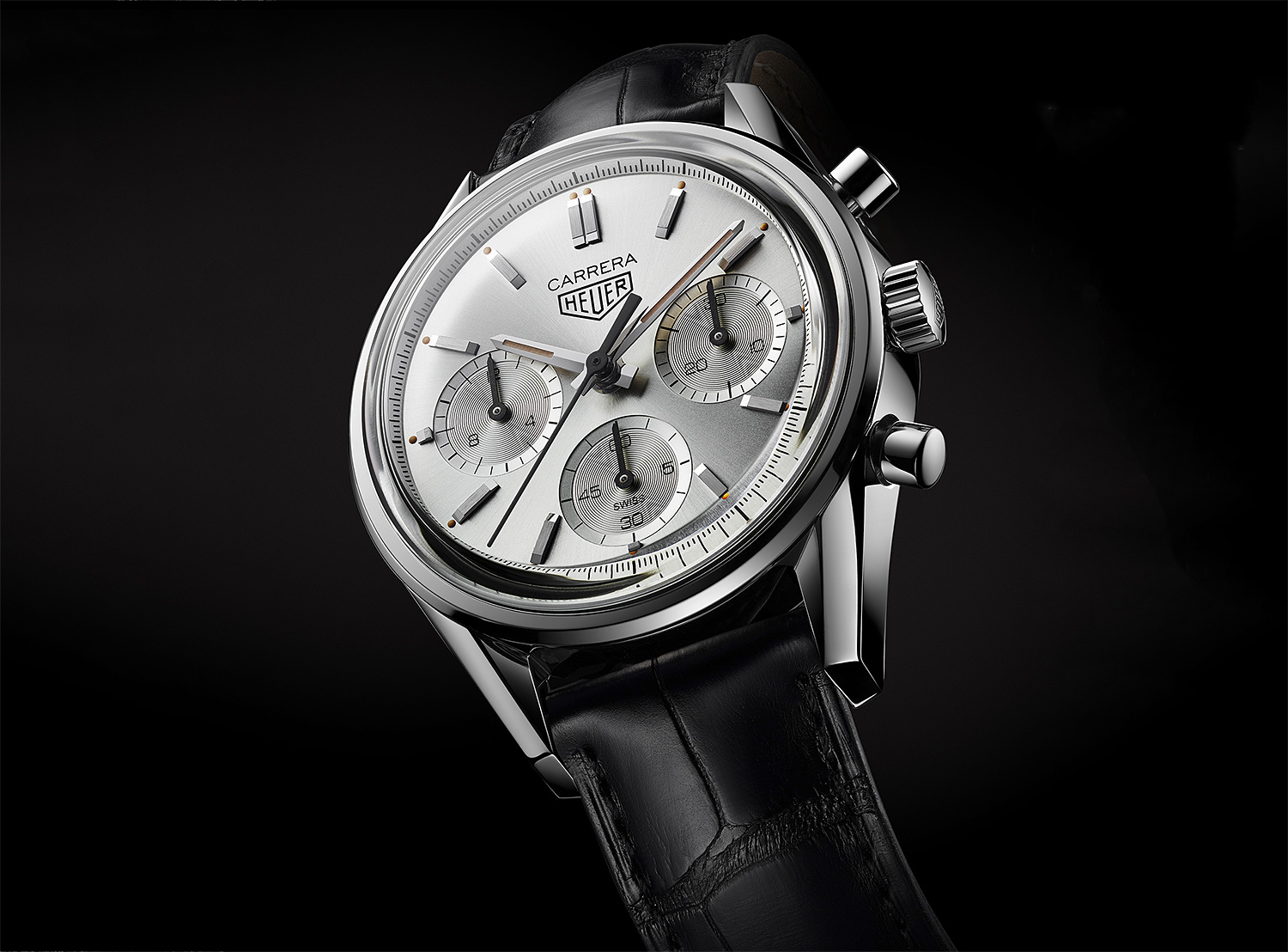 Tag Heuer Looks Really Good for 160 Years Old at werd.com