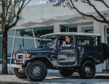 Todd Snyder's Toyota FJ43 Makes a Killer Classic Even Cooler