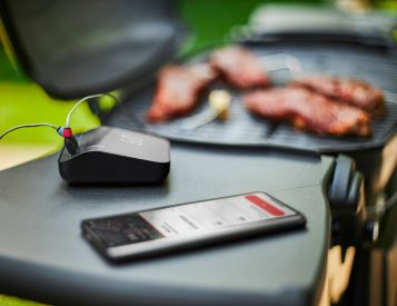 When Steaks Are At Stake, You Need This Smart Grilling Hub