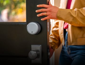 Replace Your Outdated Deadbolt with the Wi-Fi Smart Lock From August
