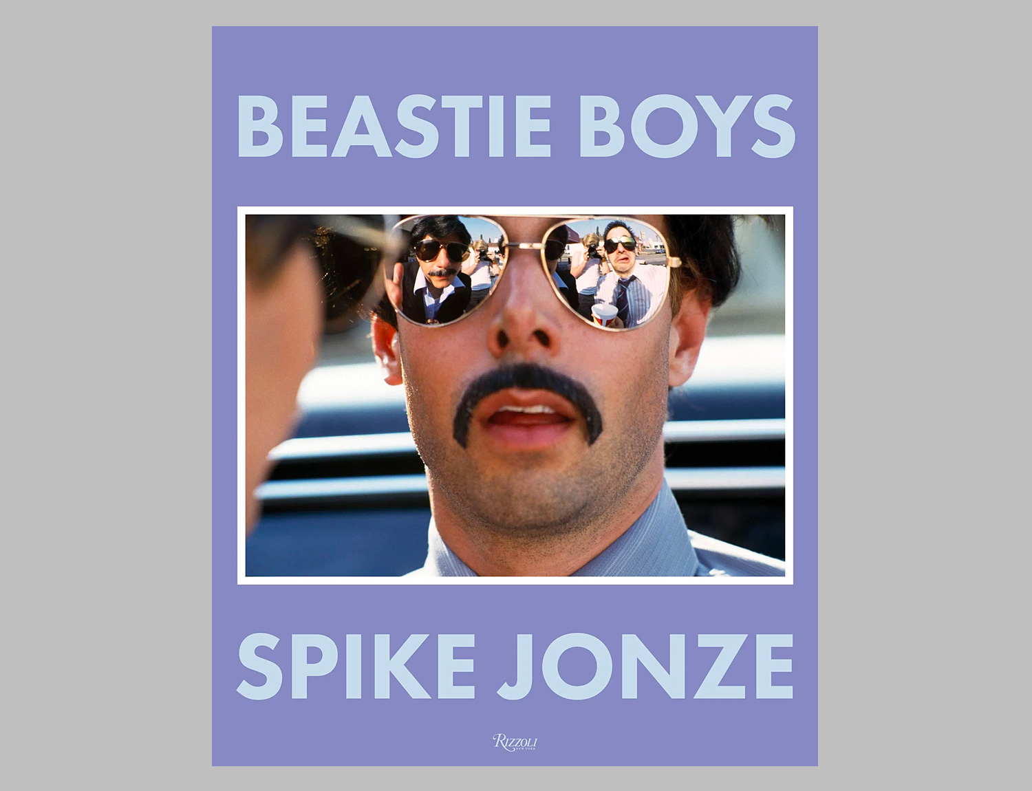 Spike Jonze's Beastie Boys Book is the Famed Director's First at werd.com