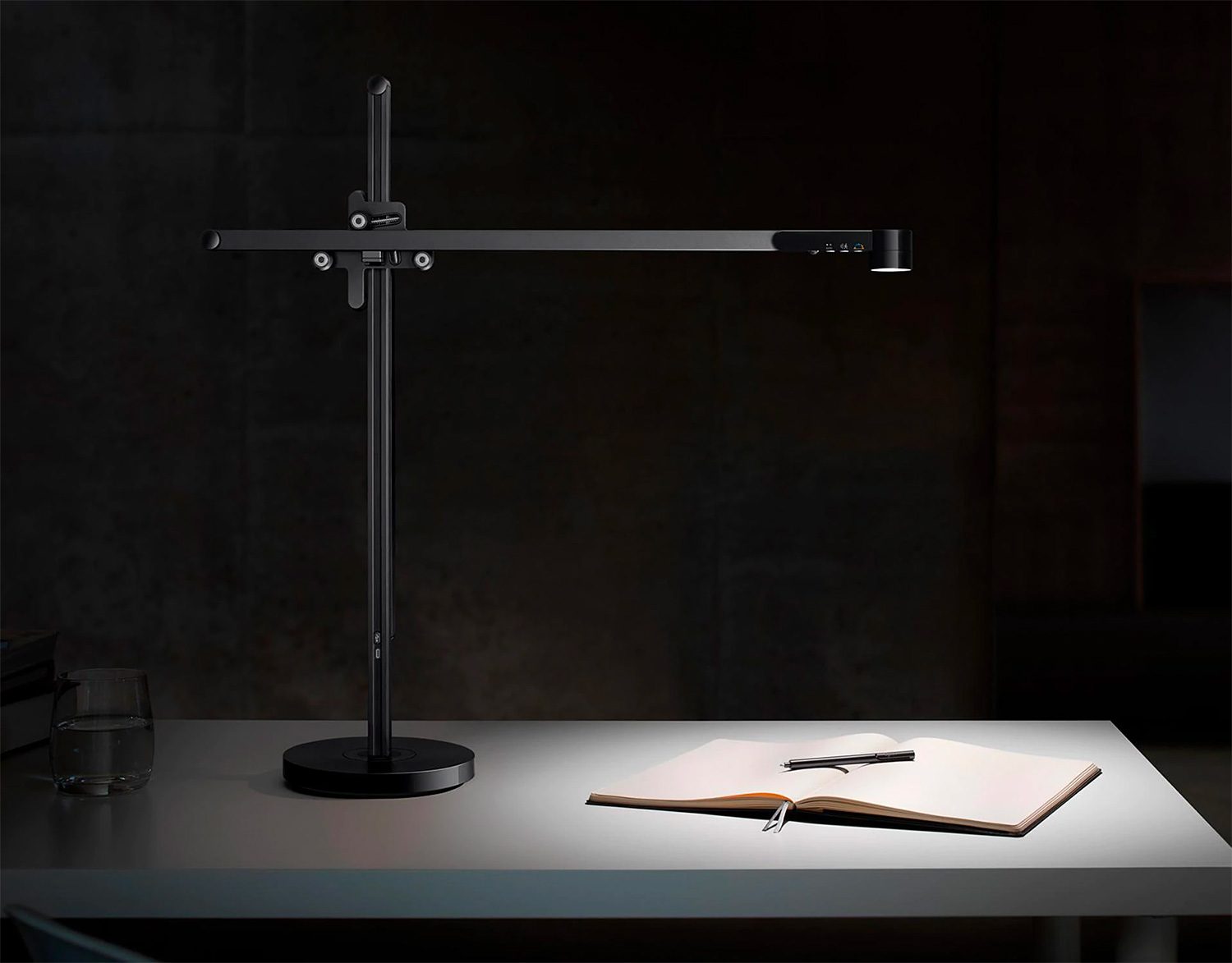 Dyson's Lightcycle Task Light Simulates Natural Daylight at werd.com