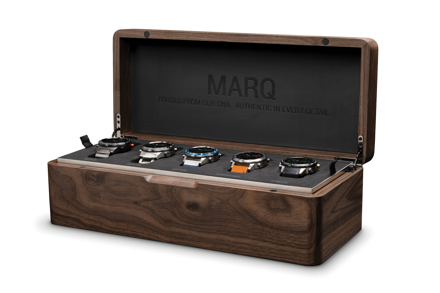Garmin Celebrates 30 with Limited Edition Marq Collection Watches at werd.com