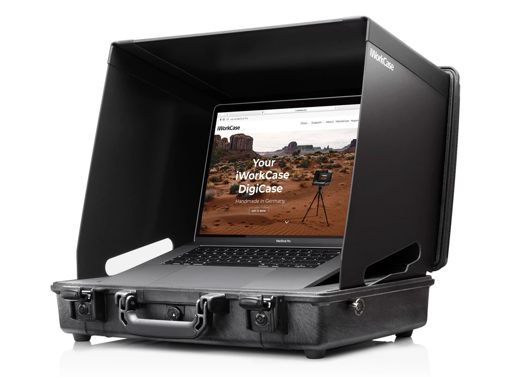 iWorkCase has a Digital Darkroom for Your MacBook Pro 16 at werd.com