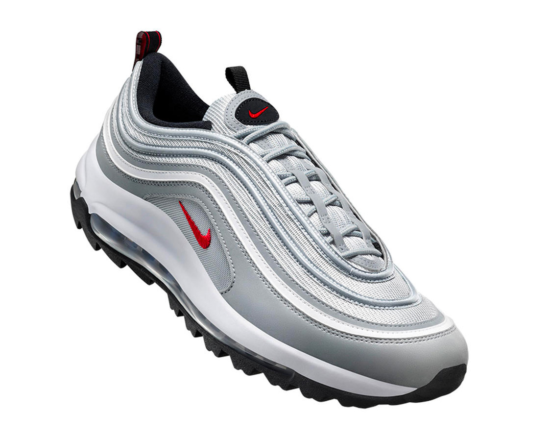 This Air Max 97 G Silver Bullet is Built for 18 Holes at werd.com