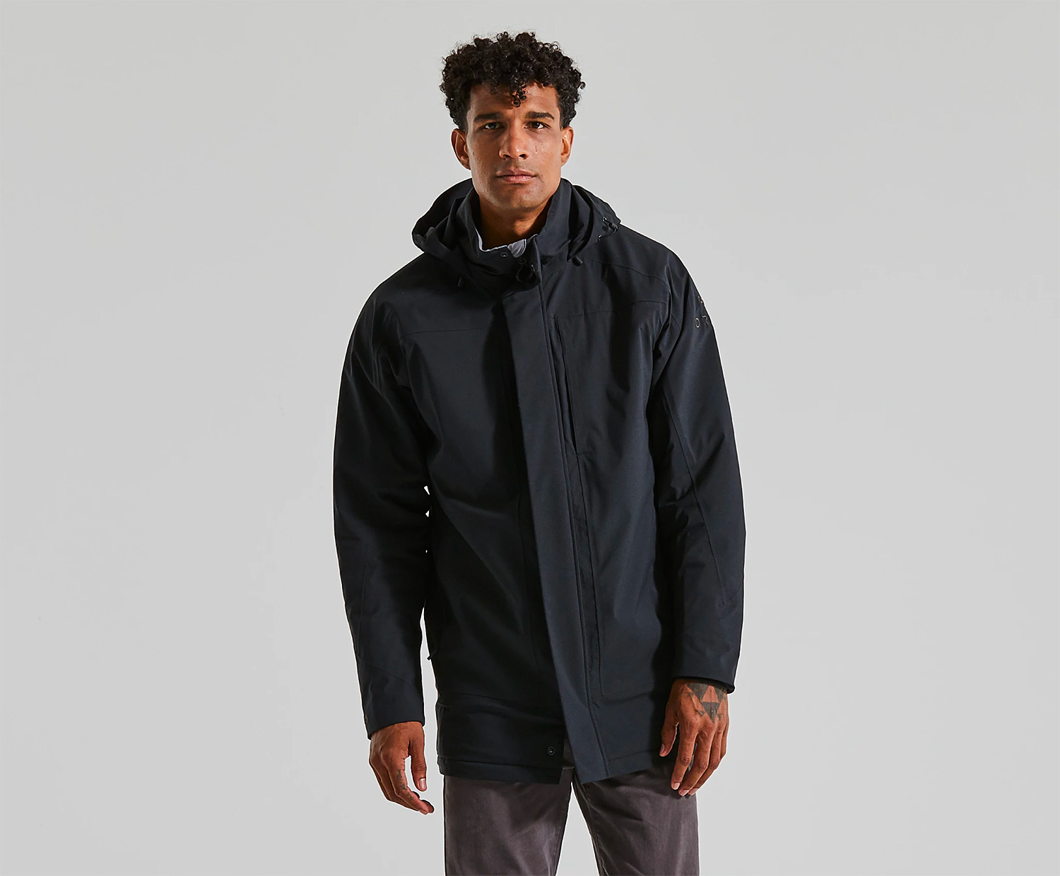 This Jacket Uses NASA Tech to Keep You Toasty Warm at werd.com