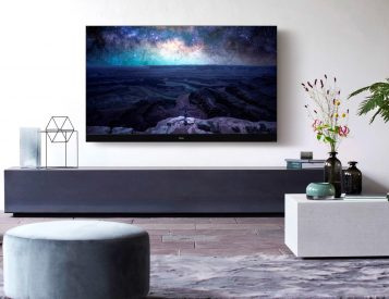 Panasonic Created an OLED TV For Fans of Film