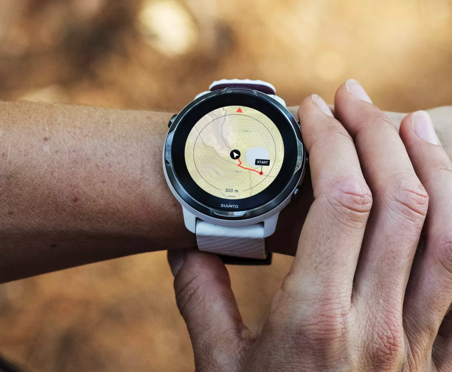 The Suunto 7 Sport Watch is Powered by Google's WearOS at werd.com