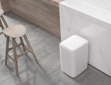 Let the Automated Townew Trash Can Do the Dirty Work