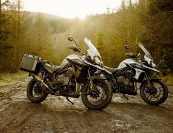 Triumph Unleashes Two New Tigers