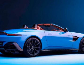 2021 Aston Martin Vantage Roadster, The World's Fastest Convertible Roof