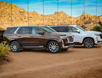 Cadillac Rolls Out Updated & Upgraded 2021 Escalade