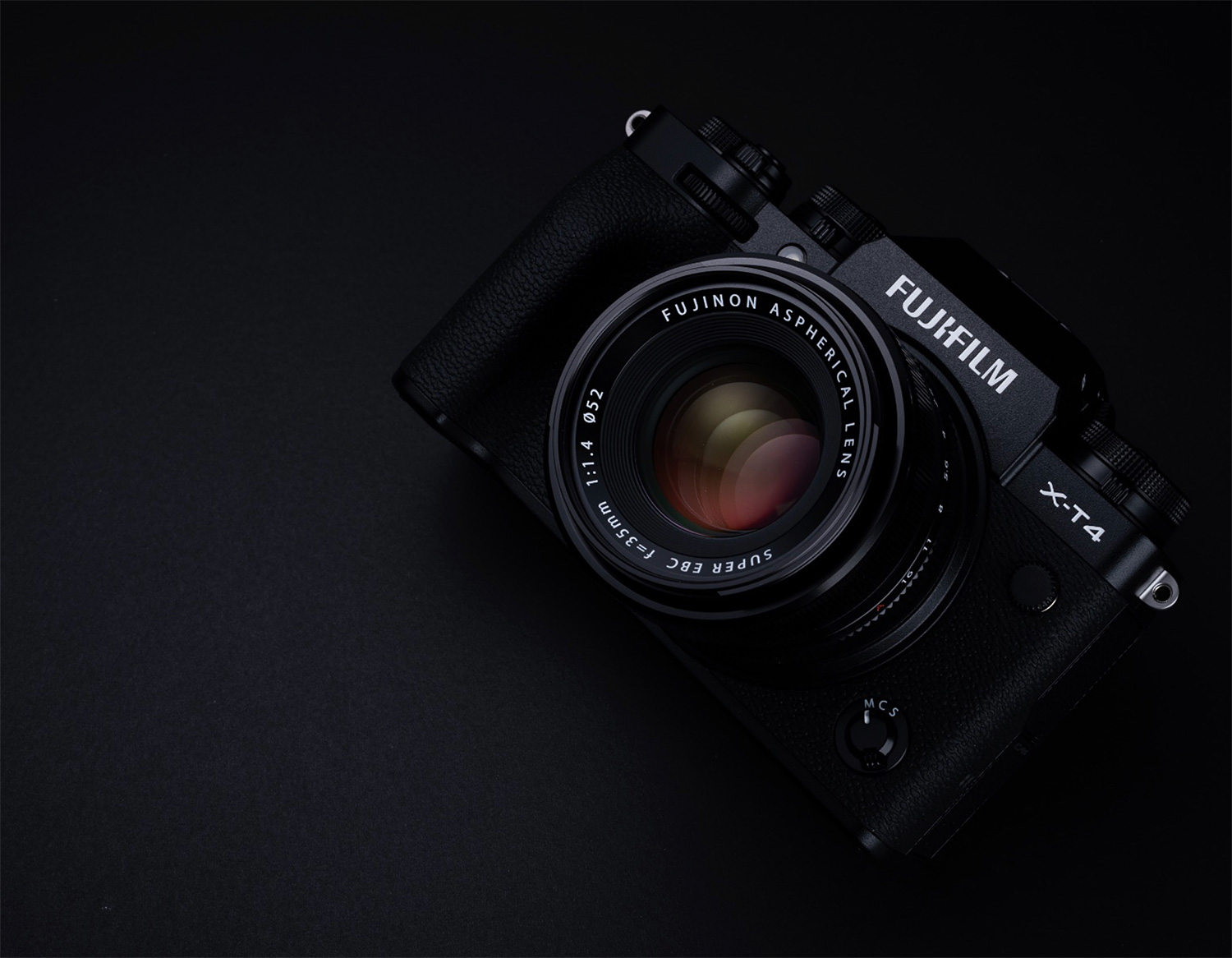 Fujifilm's Mirrorless X-T4 Will Give You A Steady Shot at werd.com