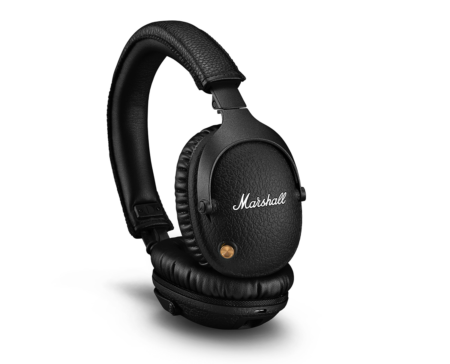 Marshall Releases Noise-Cancelling Monitor II ANC Headphones at werd.com
