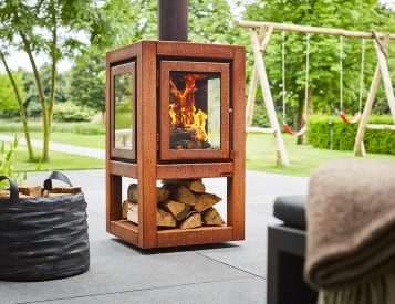 These Fireplaces from RB73 will Warm You Up To Rust