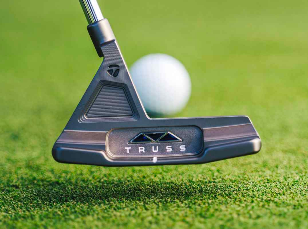 TaylorMade Truss Putters Look Like Nothing Else at werd.com