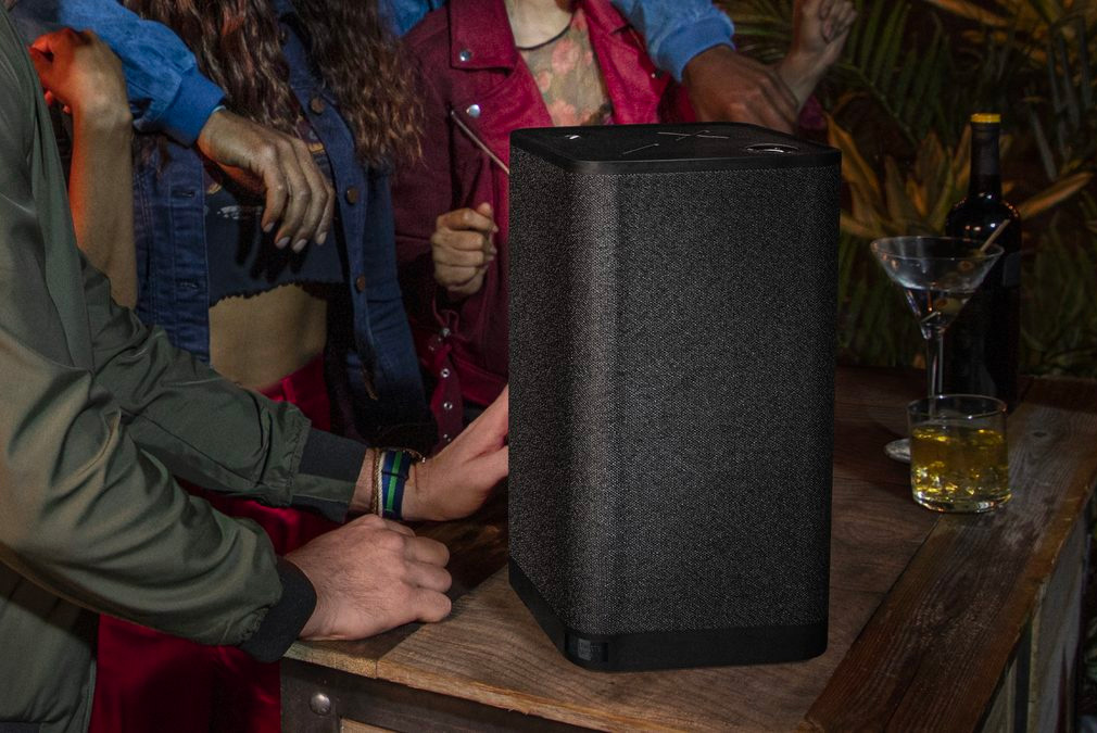 Ultimate Ears' HyperBoom Speaker Brings Big Sound at werd.com