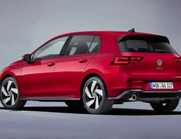 Volkswagen Unveils 8th-Gen Golf GTI