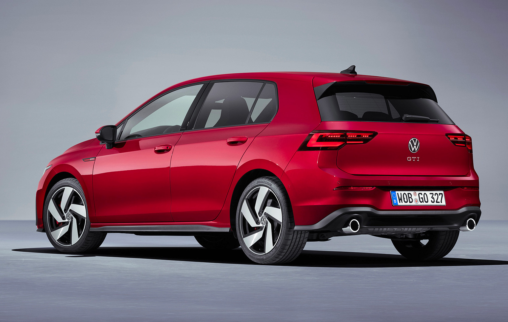 Volkswagen Unveils 8th-Gen Golf GTI at werd.com