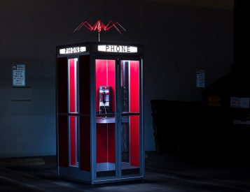 Travel Across Time in Bill & Ted's Excellent Phone Booth