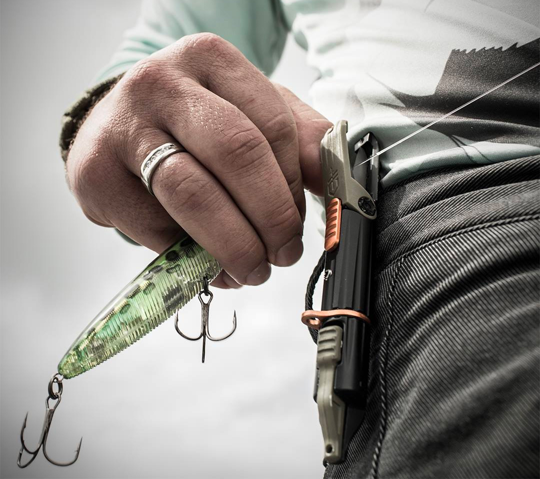Gerber's Linedriver Multitool Will Keep You Casting Clean at werd.com