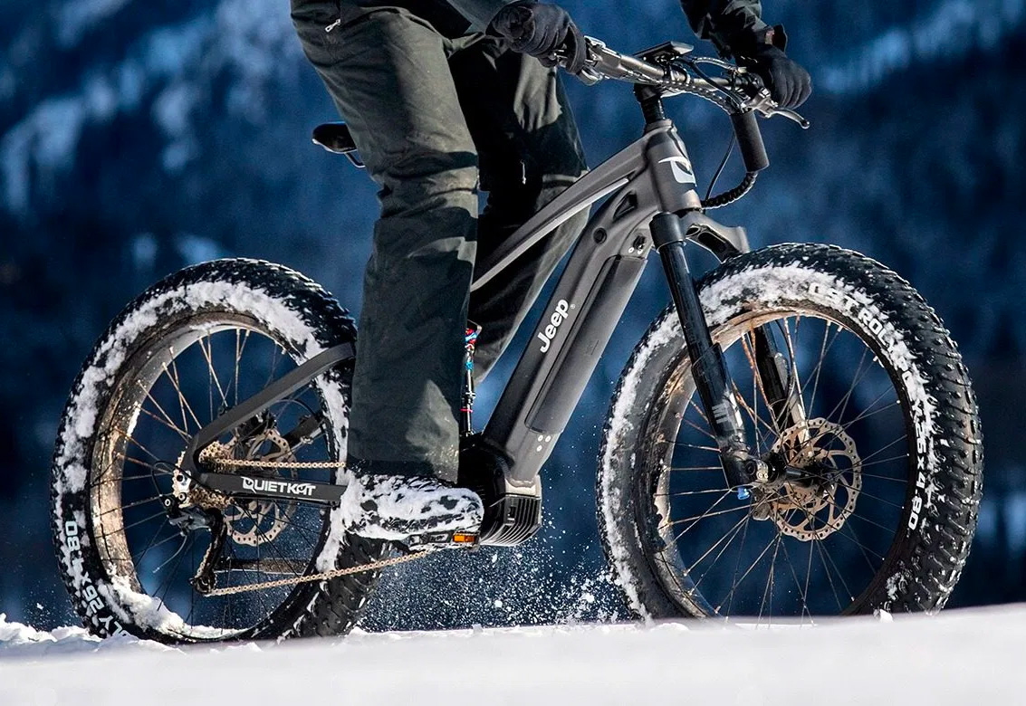 Jeep Introduces All-Terrain QuietKat e-Bike at werd.com