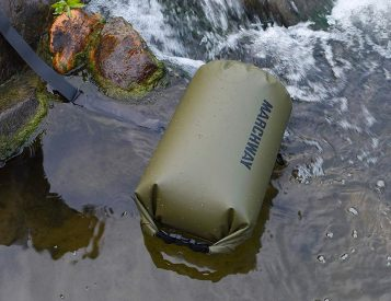 Marchway Floating Drybags Are Built for Stormy Seas