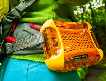 The Nanuk Nano Keeps Valuables High & Dry