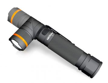 The Nicron B70 Delivers Brilliant 800 Lumens & Smart 90º Rotation