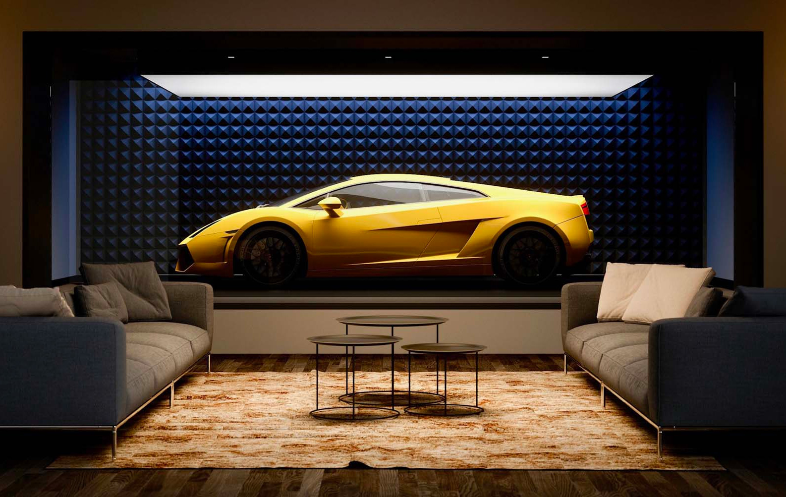 Supercar Capsule is a Luxury Home for the Love of Your Life at werd.com
