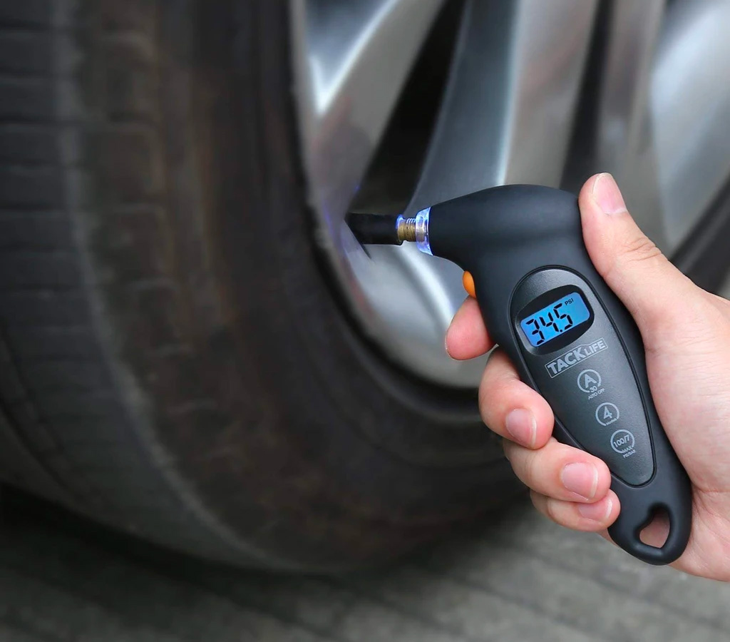 Tacklife Takes the Guesswork Out of Tire Pressure at werd.com