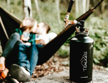 Tap a TrailKeg Anywhere You Wander
