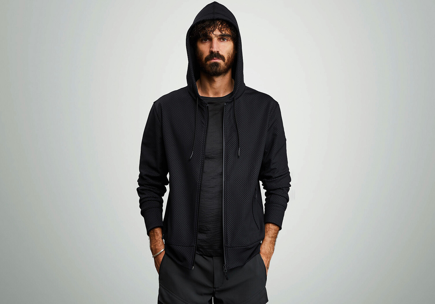 Ceramic Makes This Hoodie Virtually Indestructible at werd.com
