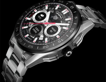 The 2020 Tag Heuer Connected is Smarter Than Ever