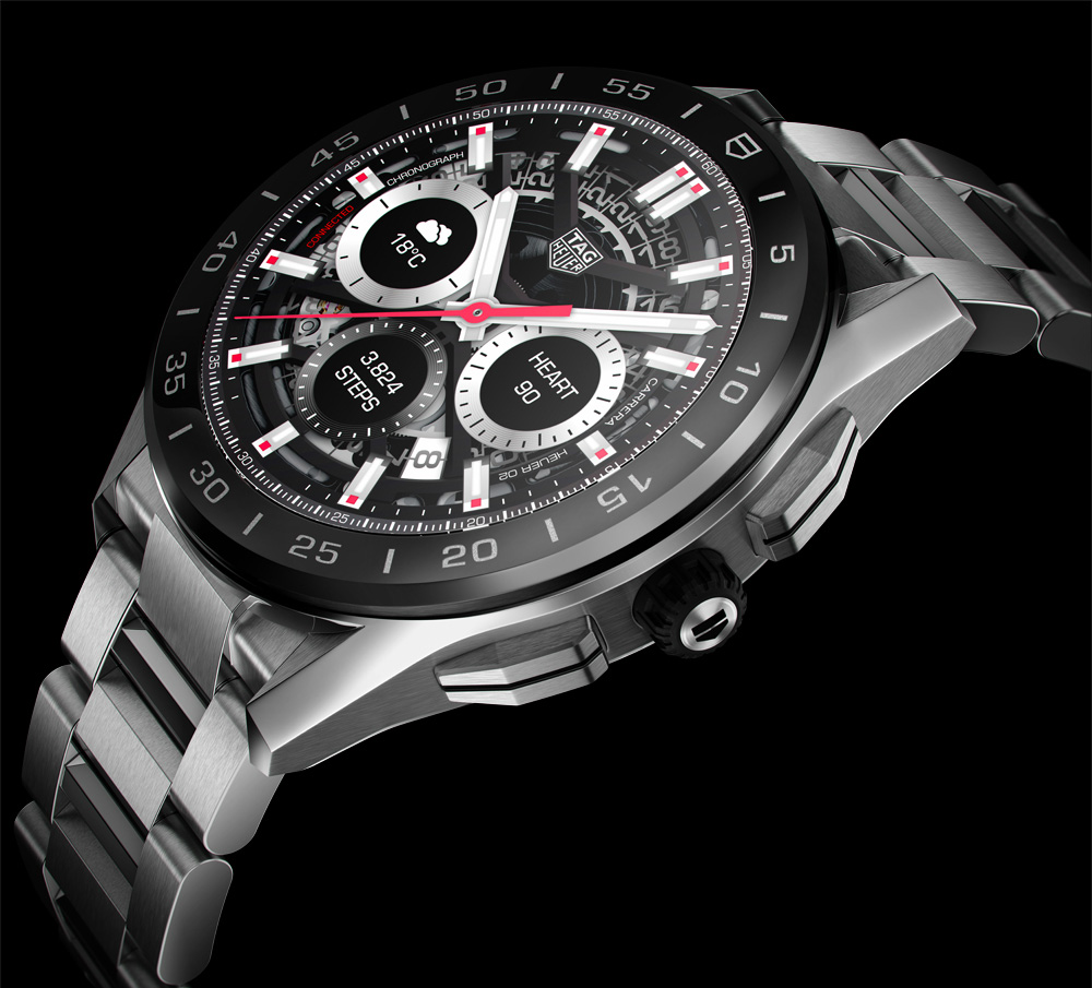 The 2020 Tag Heuer Connected is Smarter Than Ever at werd.com