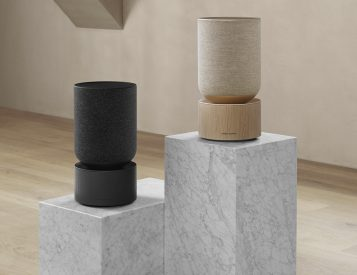 Bang & Olufsen's BeoSound Balance Brings Big Sound in a Shelf-Size Speaker