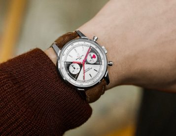 Breitling Revives Top Time Chrono in Colorful Limited Edition