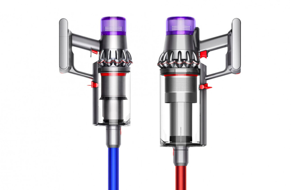 Dyson's V11 Upsize is a Large-Capacity Cordless Vac at werd.com